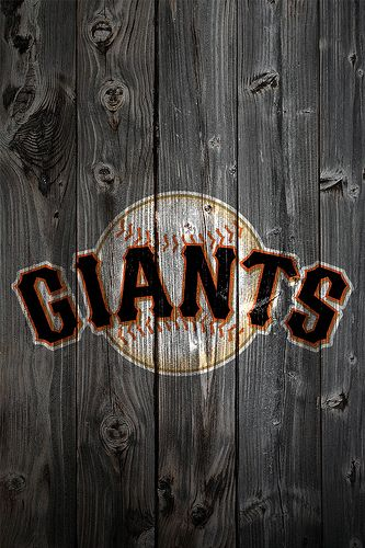 San Francisco Giants Phone Screen Wallpaper