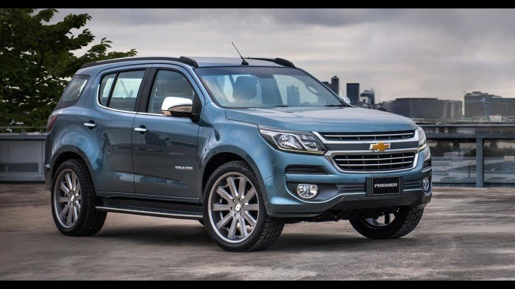 2020 Chevrolet Trailblazer Return And Release Date >> Pin On All Car Reviews