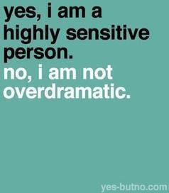 You're not the only HSP (Highly Sensitive Person). | Highly Sensitive