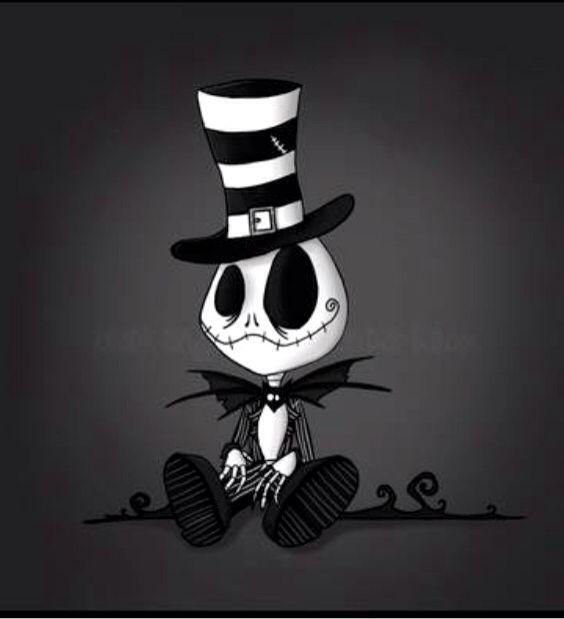 Baby Jack Nightmare Before Christmas Jack The Pumpkin King Tim Burton Art