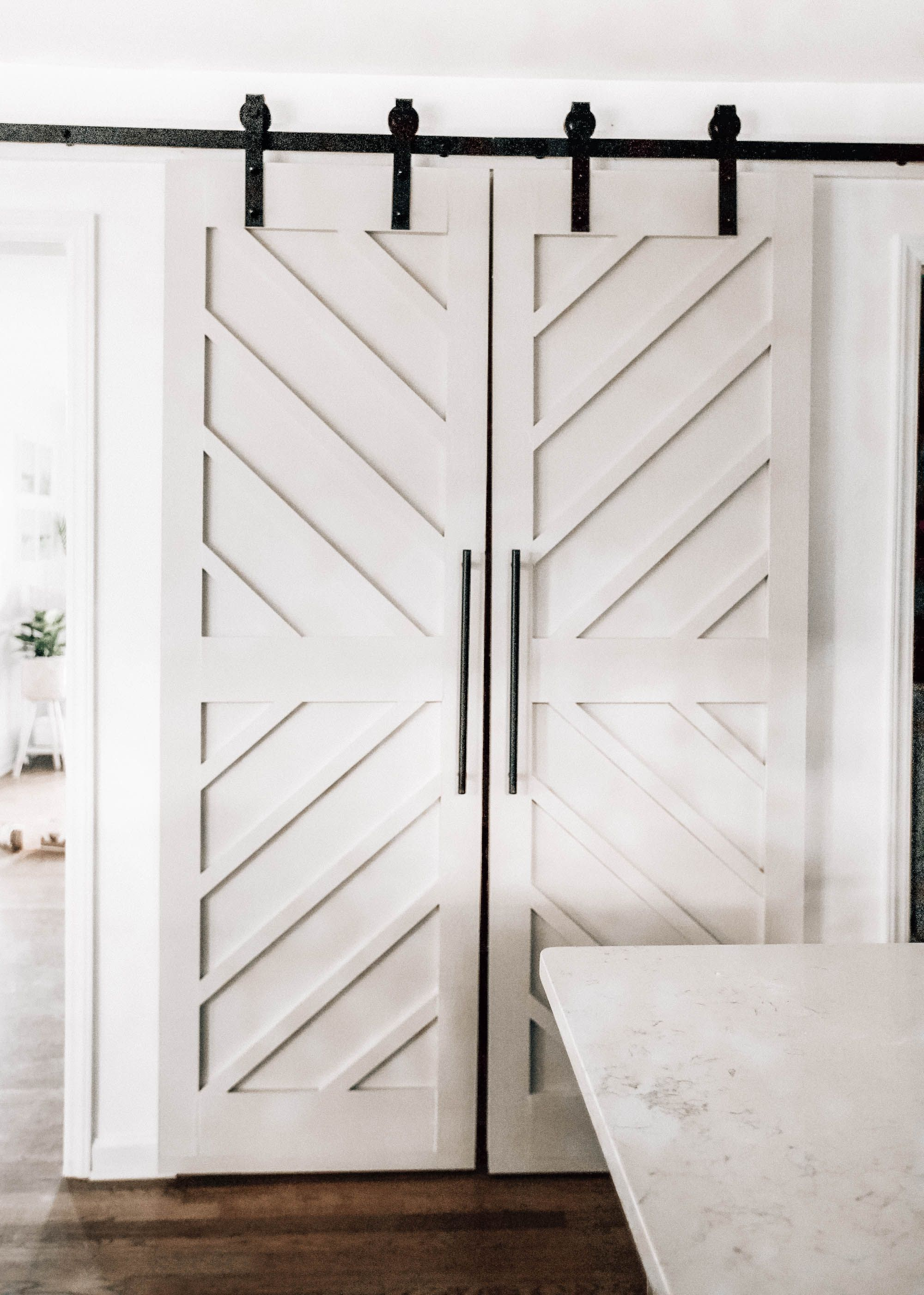 Photo of DIY Pantry Double Barn Doors – Pretty in the Pines, New York City Lifestyle Blog