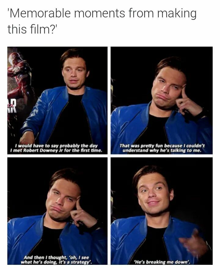 This is what happens when you play a character on Team Cap, and the enemy himself comes talking…