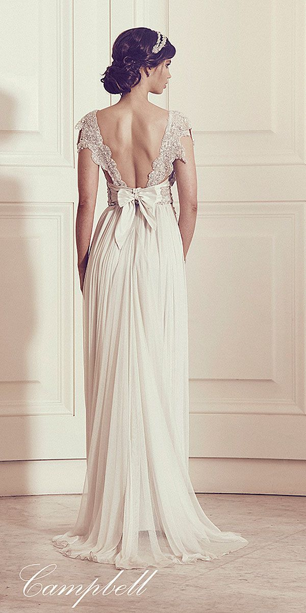 Anna Campbell Gossamer 2016 Bridal Collection | Vintage kleider ...