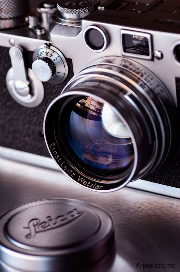 500px / Photo my leica 3c st by Thanassis Kefalas