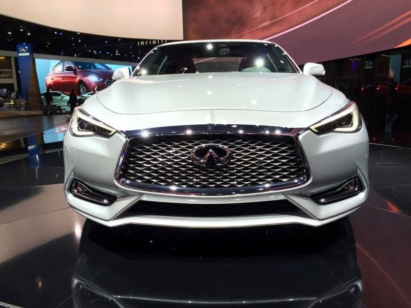 2017 Infiniti Q60 Sport Coupe Sports coupe and Cars