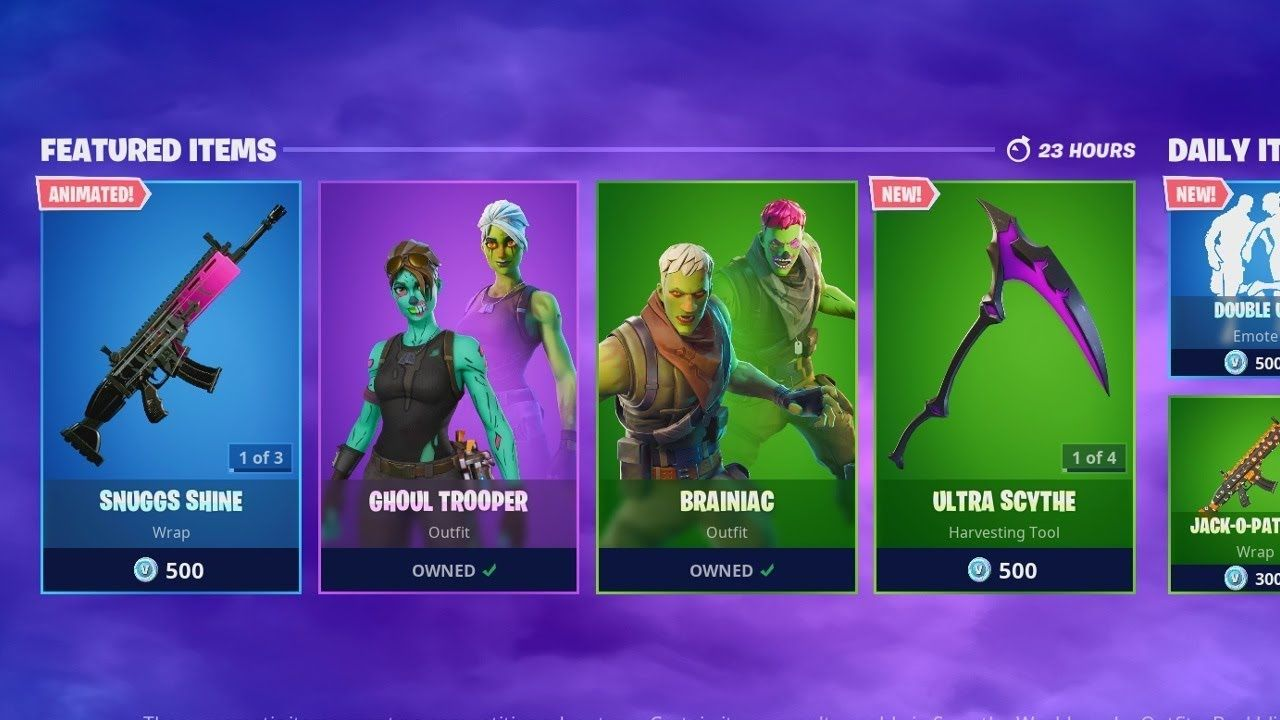 This Video Ends When Ghoul Trooper Comes Back To The Item Shop This Video Ends When Ghoul Trooper Comes Back To The Ite Ghoul Trooper Comebacks Mental Break