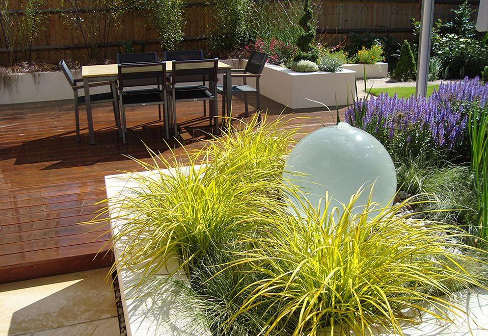 Merveilleux Gilly Leach Garden Design Pojects   Contemporary Family Garden Harpenden