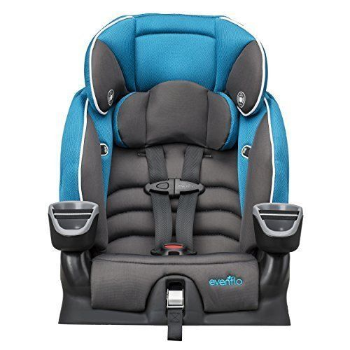 Booster Car Seat Travel Child Safety Travel 5 Point Harness 22 To