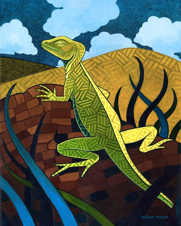 The Jesus Lizard... The Basilisk Lizard is famous for his ...