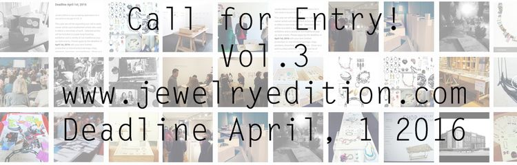 All applications will receive critical feedback if desired AND selected Vol. 3…