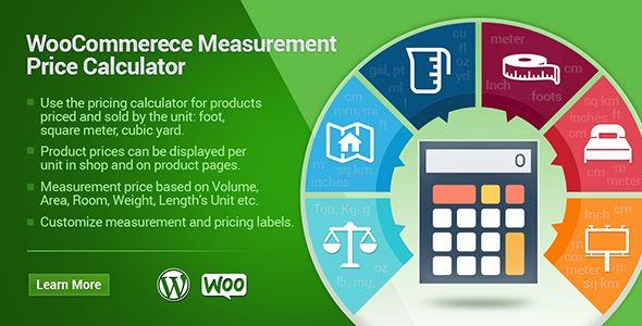 woocommerce measurement price calculator plugin by motifsolution