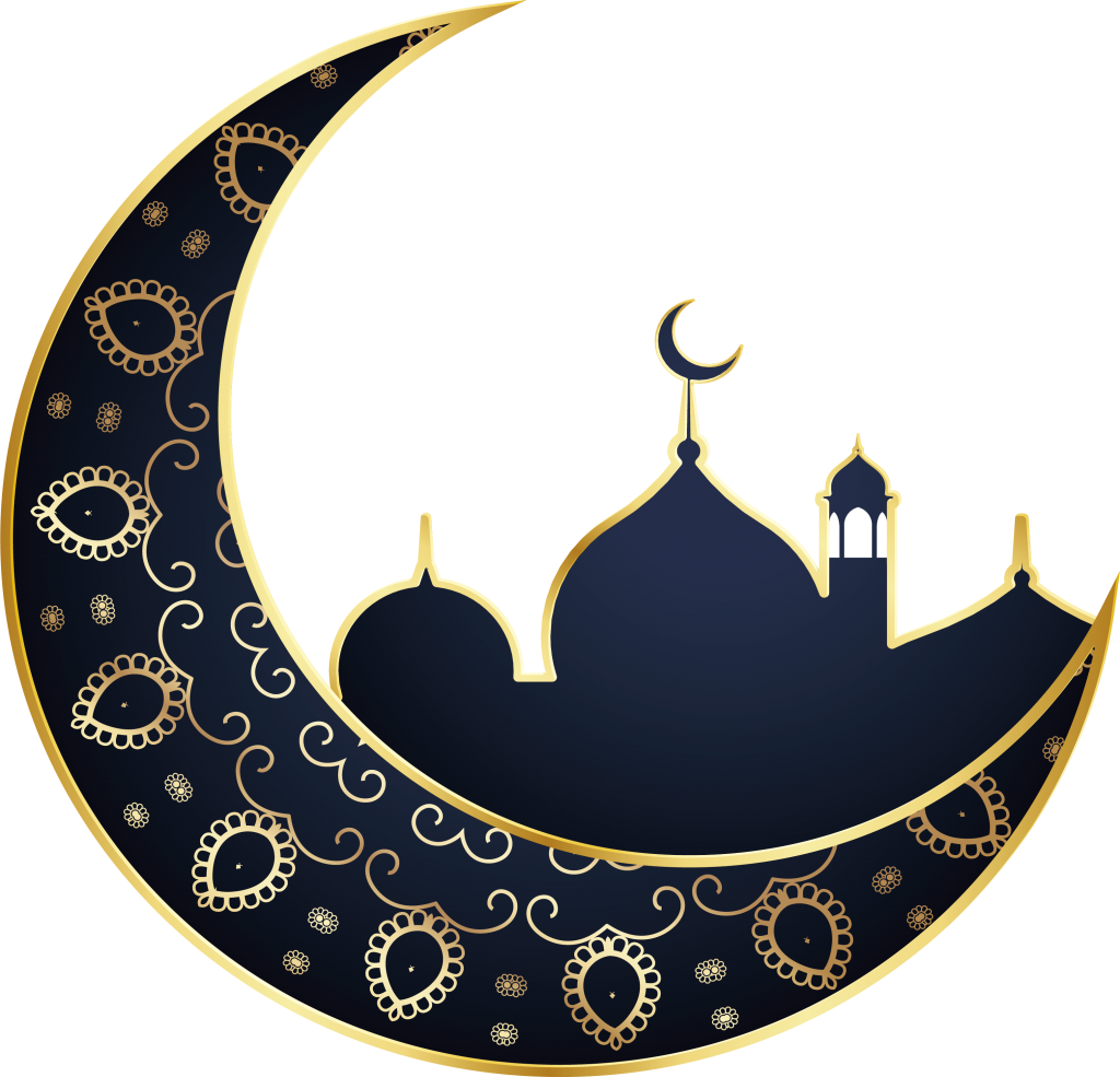 Islam Mosque Ramadan Moon Decorations Free PNG And Vector