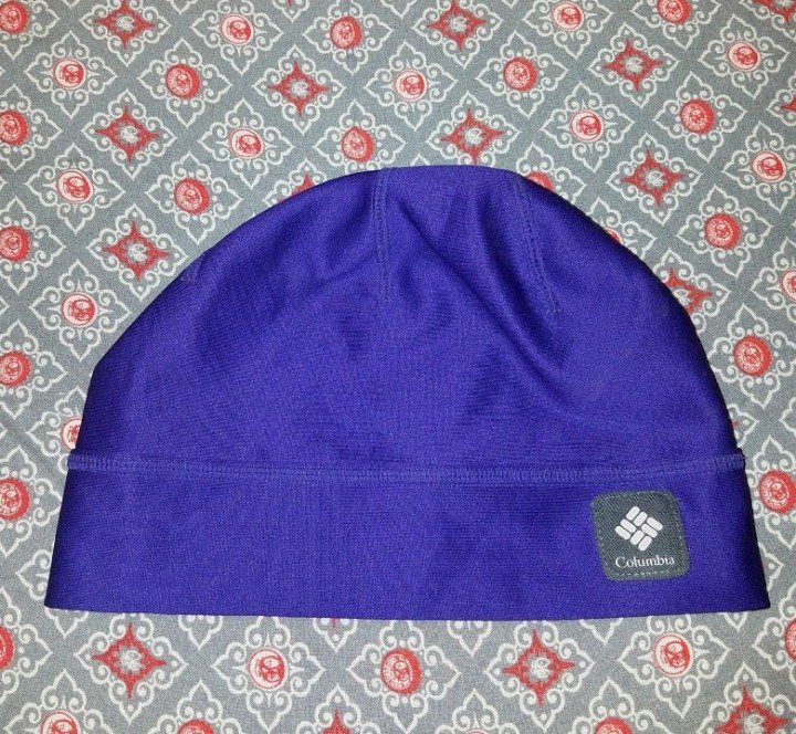 a7ebf0157ac02 COLUMBIA Purple Omni Heat Beanie LG   XL