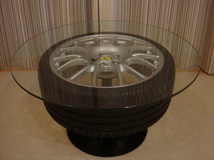 Wheel As Art/coffee Table   Ideas Requested   CorvetteForum   Chevrolet  Corvette Forum Discussion