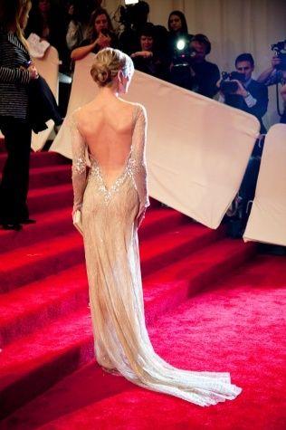 Met Gala via Vogue Daily.