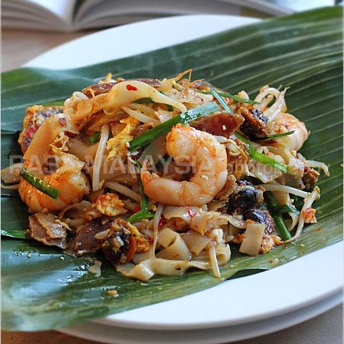 Authentic Penang Char Kuey Teow With Step By Step Recipe Guide