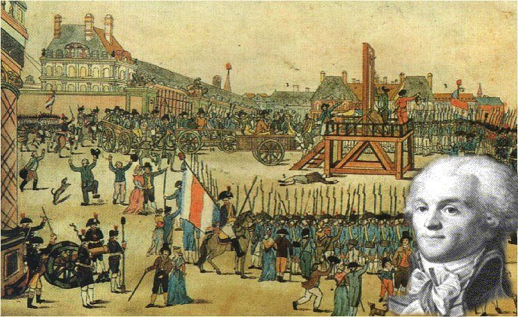 On This Day In History Maximilien Robespierre Sent To The