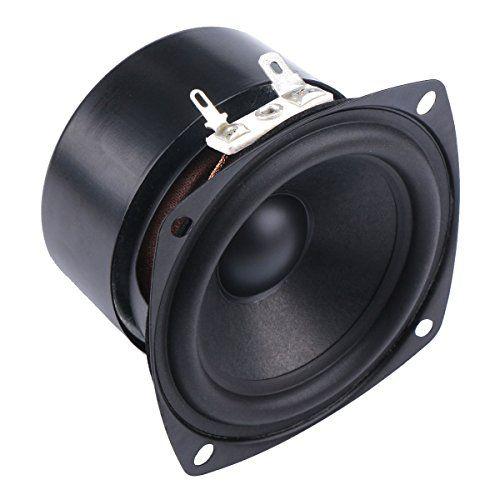 The 4 Best Full Range Speakers Driver Reviews 2016 Bluetooth Speakers Diy Diy Bluetooth Speaker Speaker Driver