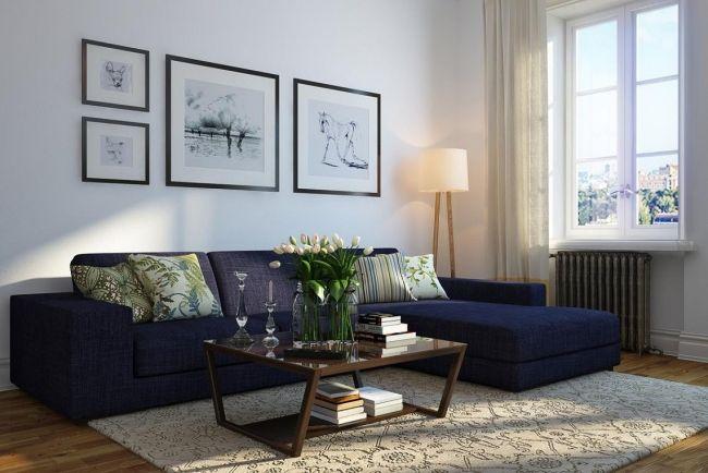 Chic und gemütlich Wohnzimmer-Wohnideen 3d NW interior Design Studio ...