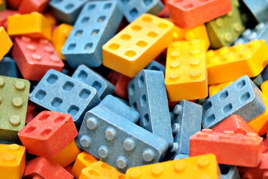 The thing about LEGOs, is that when you were a kid, all you wanted ...