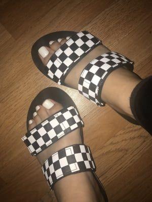 Cayucas Slide | Shop Sandals At Vans in