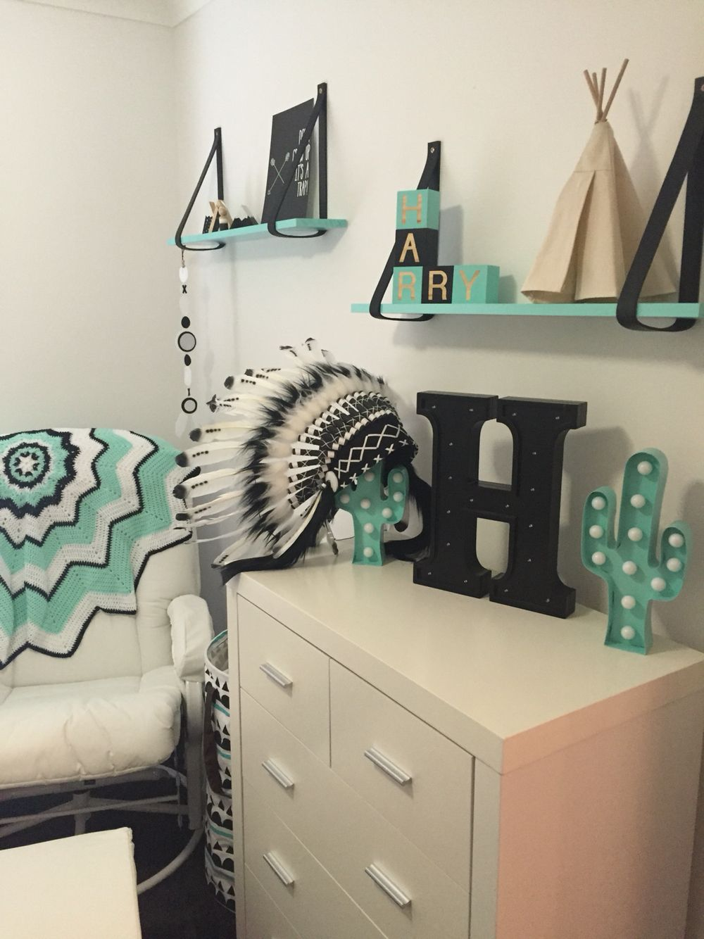 Native american themed nursery baby pinterest for American bedrooms