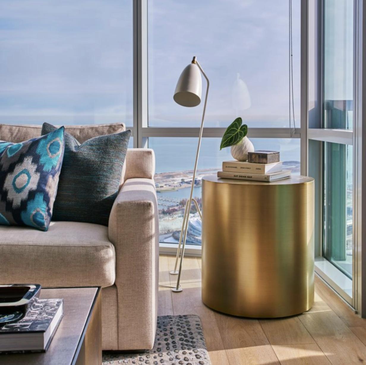 كيفية اختيار ارضيات المنزل في الديكور الداخلي Interior Design Usa Unique Floor Lamps Interior Design Inspiration
