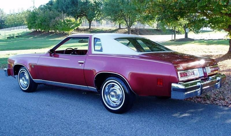 This 1977 Chevrolet Malibu Classic is listed on