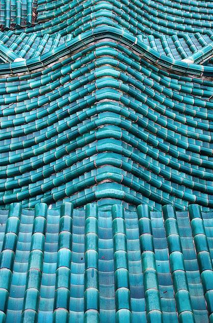Best Jade Tile Roof Teal Interiors Metal Roof Roofing 400 x 300