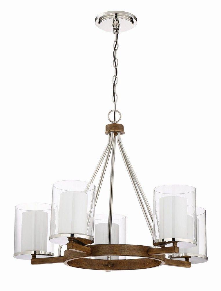 Cleveland Lighting | Lark   Five Light Chandelier