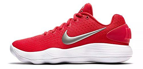 eabd50a6318b NIKE Womens Hyperdunk 2017 Low TB Basketball Shoes Red 897812 601 Size 85     You can find more details by visiting the image link.