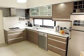 Resultado de imagen para cocina comedor con muebles de melamina ...