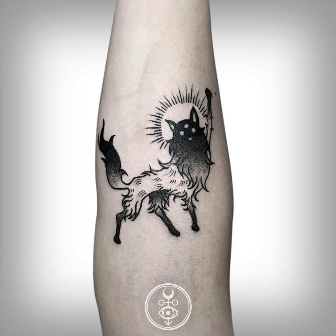 Marat On Instagram Les Gusta Fantastic Mr Fox Esta Fue Mi Interpretacion Artistica Del Lobo Que Sale Cer Inspirational Tattoos Small Tattoos Dream Tattoos