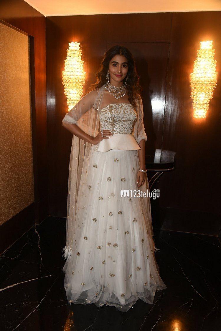 Pin by harsha k on pooja hegde bridesmaid dresses
