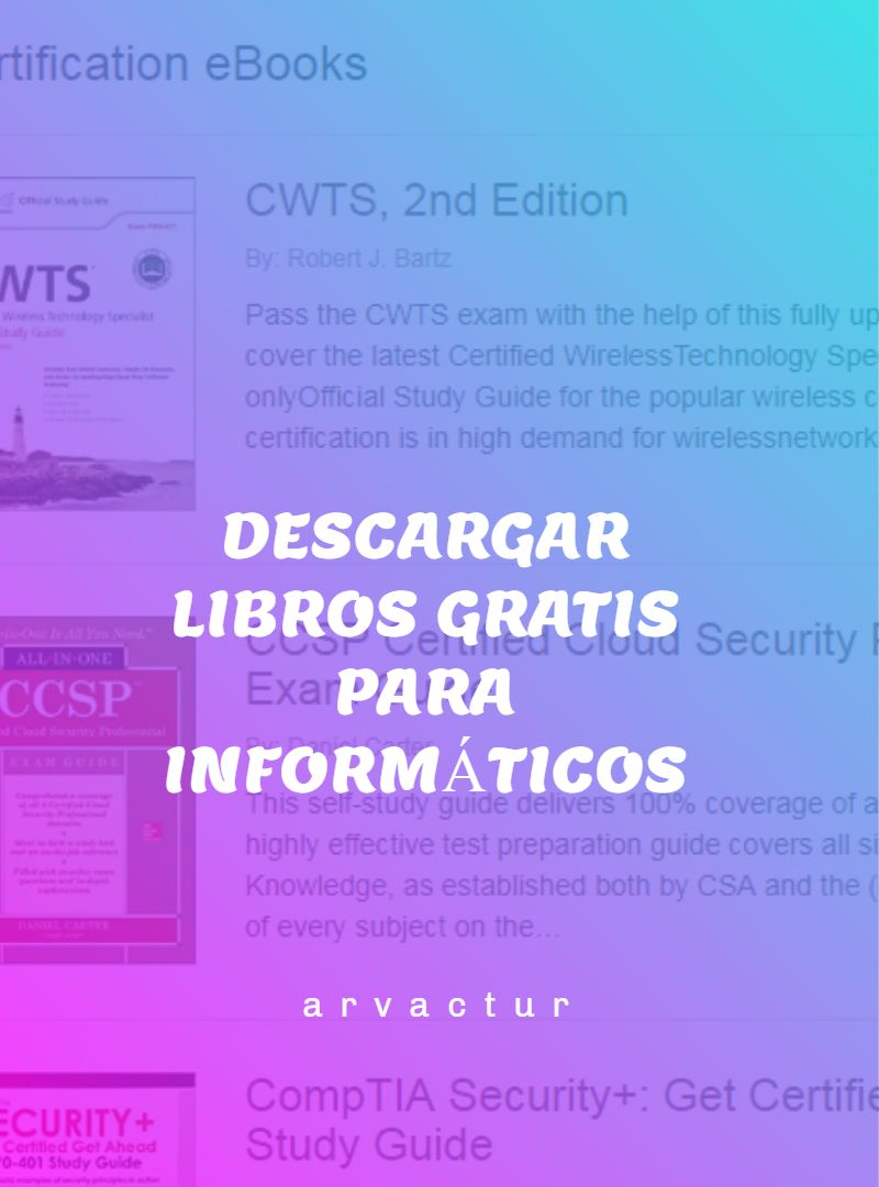 Libros Cisco Libros Gratis Para Certificarse En Oracle Cisco Y Aws