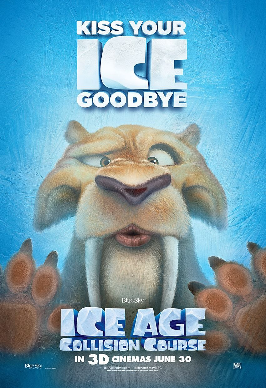 New Trailers And Posters For Ice Age Collision Course Ice Age Collision Course Ice Age Funny Wallpaper