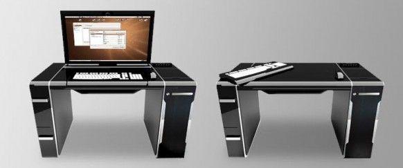 11 Moderne Minimalistische Computer Schreibtische Minimalist Computer Desk Computer Desks For Home Computer Desk Design