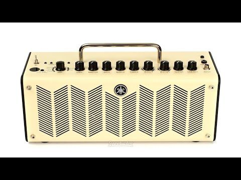 Guitar Amp Review Yamaha Thr5a Acoustic Guitar Amplifier Youtube
