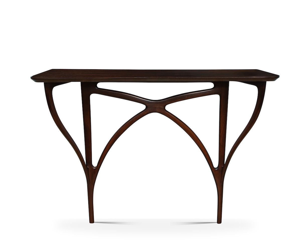Rare Wall Mounted Console Table By Ico Parisi Console Table Table Console
