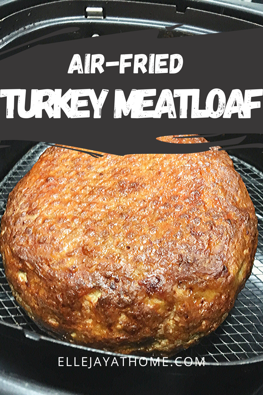 How To Make Amazing Air Fryer Turkey Meatloaf Recipe Air Fryer Recipes Healthy Turkey Meatloaf Air Fryer Recipes Easy