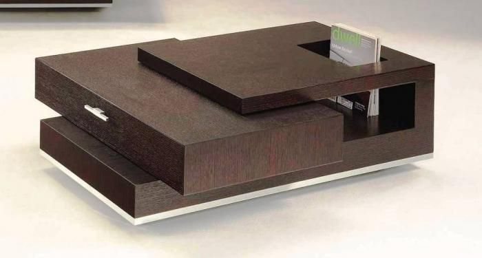 10 Modern Center Tables For The Living Room  Furniture Inspiration Modern Center Table Designs For Living Room 2018