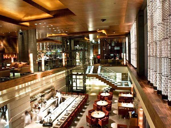 Ресторан zuma дубай купить апартаменты египет