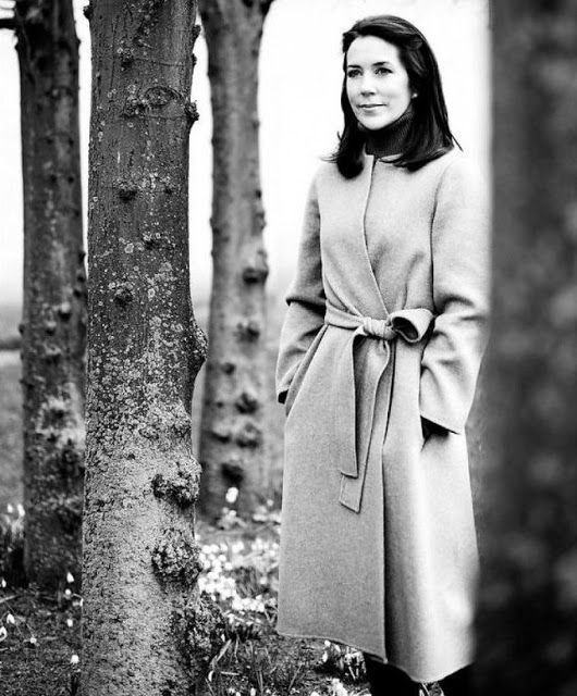 Princess Mary gave a special interview to Berlingske newspaper