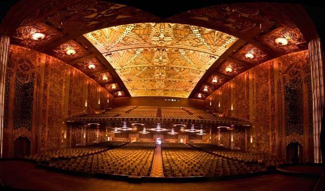 Paramount Theater Denver