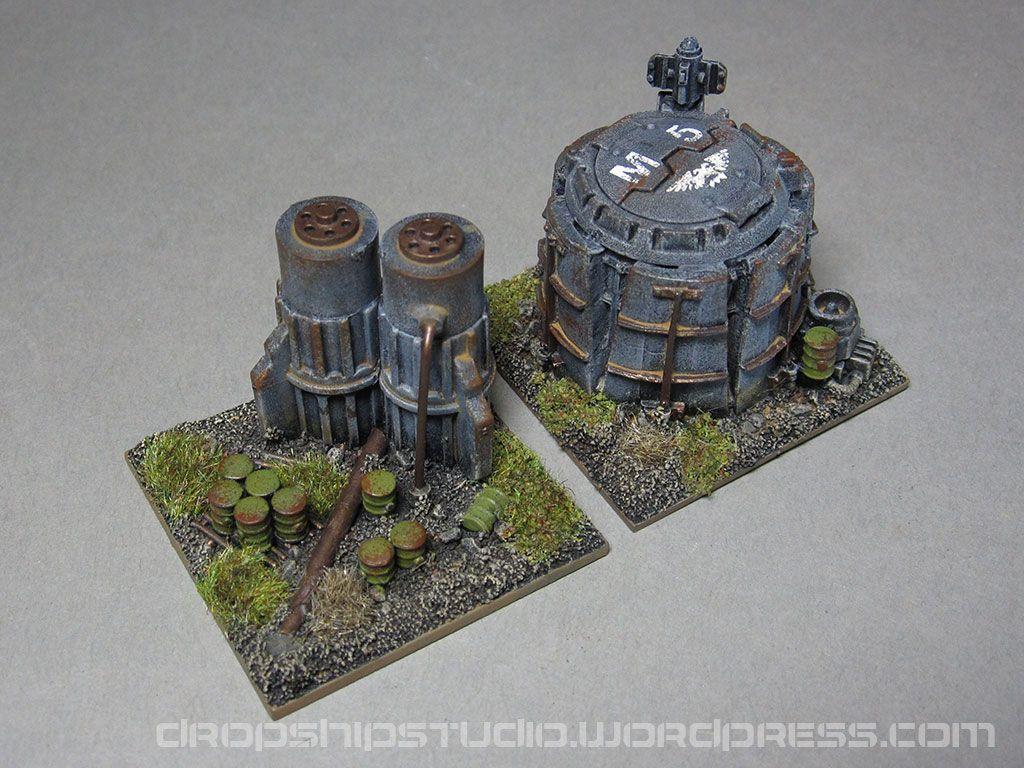 Epic Objectives | Epic 40k miniatures | Custom Action