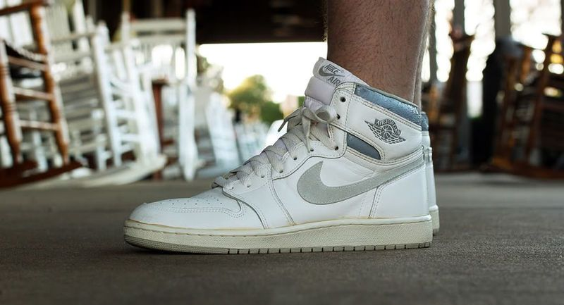 Air Jordan 1 Neutral Grey White Neutral Grey