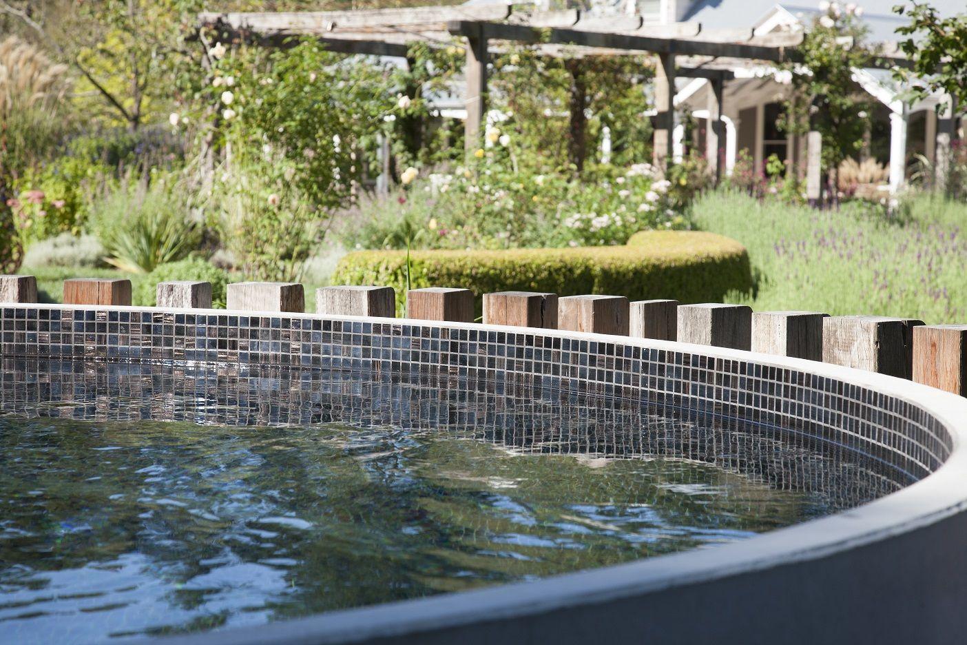 Australian Plunge Pool project designed by Brendan Moar