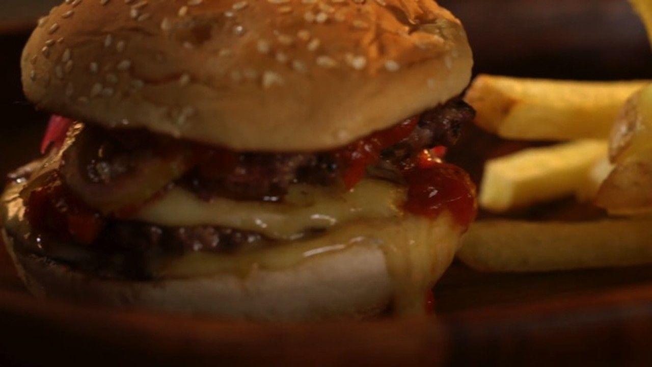 Hambúrguer do chef: mix de patinho e gordura - Que Carne Usar - GNT