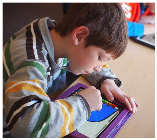 iPads in the Elementary PBL Classroom