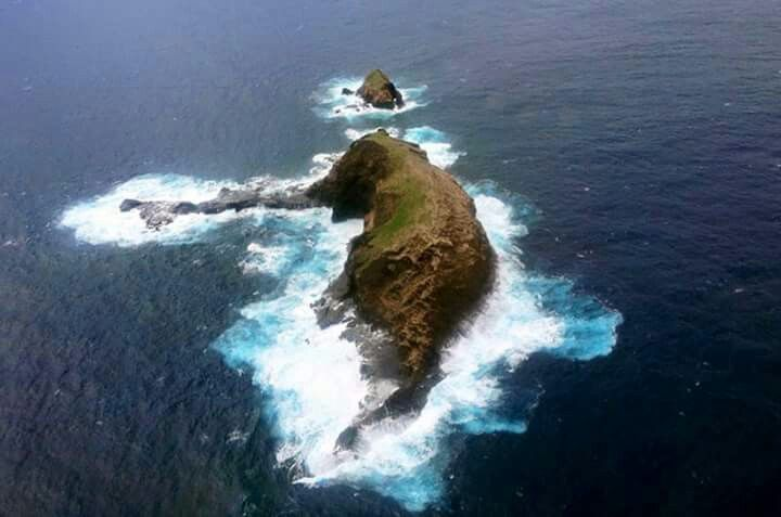 "Moku'ho'oniki~better known as ""Elephant Rock. | Elephant rock, Unusual  pictures, Molokai"